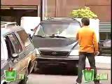 คลิปตลก แกล้งคน บริการที่จอดรถ จากต่างประเทศ กวนๆ