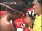 คลิป บัวขาว ป.ประมุก  Hiroki Shishido มวยไทย K-1 WORLD MAX