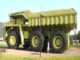 รถบรรทุก ใหญ่มาก