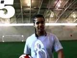 คลิป Cristiano Ronaldo freestyle & skills (Rio Ferdinand