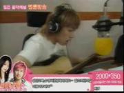 คลิป  super junior ซองมิน ร้องเพลง