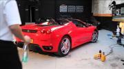 คลิป รถยนต์, รถแต่ง, Ferrari, Ferrari F430, แปลงโฉม, ไวนิล