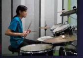เรียนกลอง สอนกลอง ตีกลอง กลองชุด กลอง drum bangkokdrums