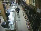ปล้น โจร ผู้ร้าย อาชญากรรม อันตราย ปืน เรื่องจริง กล้องวงจรปิด cctv หาดูยาก