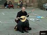 คลิป ศิลปิน ข้างถนน ร้องเพลง นักร้อง สองเสียง