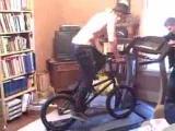 คลิบฮาฮา, คลิบฮาๆ, คลิบตลก, คลิบขำๆ, เพี้ยน, ปั่นจักรยาน, ลู่วิ่ง, เครื่องออกกำล