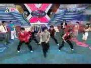 Kibum sj dance in X man