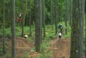 จักรยาน เสือภูเขา เอ็กซ์ตรีม extreme โชว์ ผาดโผน ความสามารถเฉพาะตัว กีฬา หาดูยาก