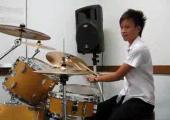 เรียนกลอง,สอนกลอง,กลองชุด,ตีกลอง,กลอง,เรื่องสมมุติ,ดนตรี,playground,drum,bds,ban