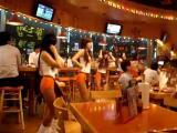 เด็กเกาหลี เต้นโชว์ในร้านอาหาร