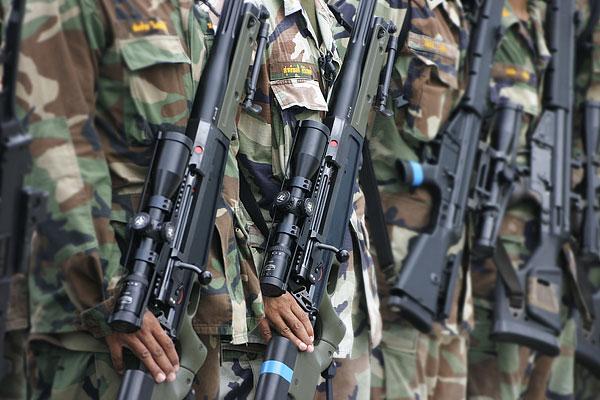 แสนยานุภาพ กองทัพ ทหาร ไทย สงคราม รบ THAI Army ทหารบก