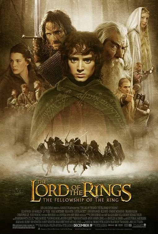 The Lord of The Rings : The Fellowship of the Ring3-9
