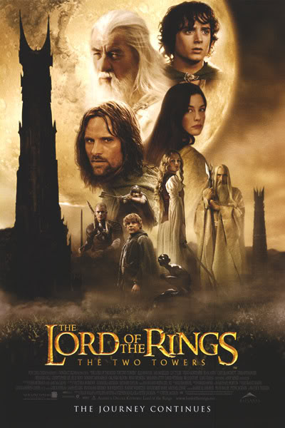 The Lord of The Rings : The Two Towers4-9