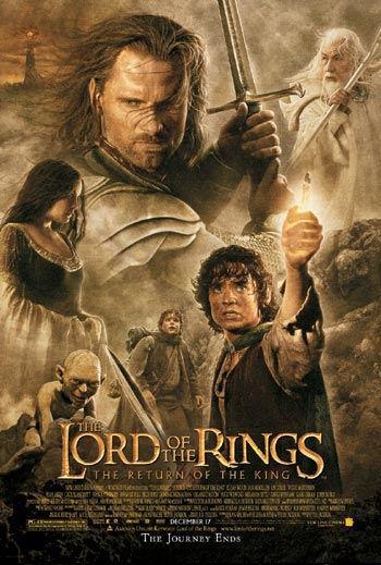 The Lord of The Rings The Return of The King เดอะลอร์ดออฟเดอะริงส์ เดอะรีเทร์นออ