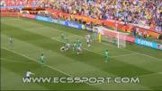 คลิป อาร์เจนติน่า 1-0 ไนจีเรีย ฟุตบอลโลก 12-06-2010
