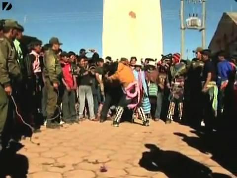 เทศกาลชกคนแปลกหน้าMexican 2010