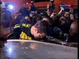 คลิป ฮูลิโอ เซซาร์ร่ำไห้บนรถ