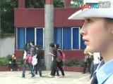 ตำรวจ ตำรวจจราจร สุดสวย ประเทศจีน