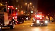 คลิป อุบัติเหตุ โง่หลาย ขี่จักยาน ตัดหน้า รถตำรวจ พุ่งชน