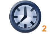 นาฬิกาปลุก นาฬิกาจับเวลา นับเวลาถอยหลัง mac filemanagement timerutility โปรแกรมฟ