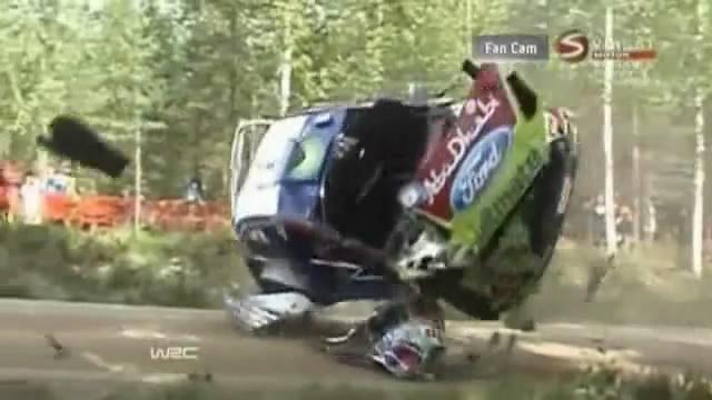 คลิป รวมอุบัติเหตุสุดมันส์2010