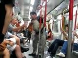 คลิป คนจีน ทะเลาะ ฝรั่ง ในรถไฟ