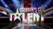 คลิป Alesia Vazmitsel - Britain's Got Talent 2010 - Semi-final 5