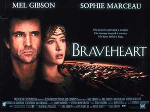 คลิป Braveheart  วีรบุรุษหัวใจมหากาฬ