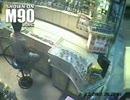 คลิป  แก๊งค์มอไซค์ปล้นร้านทองที่มาเลเซีย