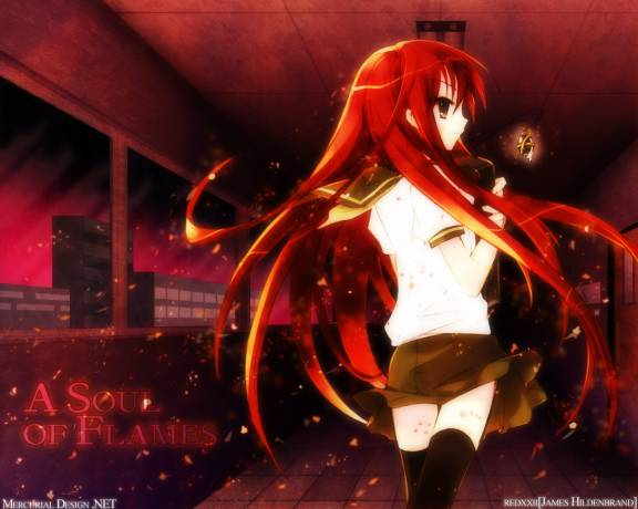 AMV_Shakugan_on_Shana