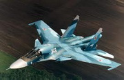 SU Sukhoi Su34 Airplane war