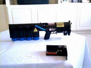 คลิป ปืน พลังงาน ไฟฟ้า ยิงปืน อาวุธ
