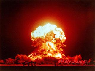 Us Army ระเบิด สงคราม ปรมาณู นิวเคลียส์ น่ากลัว