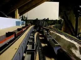 มาดูmodel รถไฟจำลองกันค่ะ