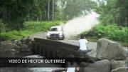 อุบัติเหตุ รถยนต์ รถชน รถคว่ำ แรลลี่ เฉียดตาย
