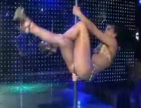 คลิป สาวเต้นรูดเสาFail