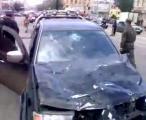อุบัติเหตุ รถชน รถยนต์ ชน ตาย ฆ่า หมู่ ยูเครน สยอง