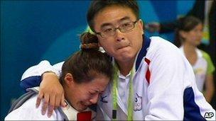 คลิป เอเชี่ยนเกมส์ หยาง ชู-ชุน เทควันโด้ ไต้หวัน asian games 2010