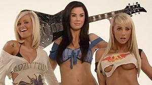 คลิป สาวสวย SEXY ว้าว!!สาวๆ Playboy ถ่ายแบบแนวร็อค เซ็คซี่สุดร้อนแรง ปี 2011