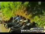 คลิป ทหารรัสเซีย ประหารชีวิตนักโทษ ยิงทิ้ง