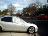 รถ เบิร์น เบิร์นยาง โง่ รู้เท่าไม่ถึงกาล ด็อดจ์ dodge นีออน neon ตลก เฮฮา ฮา คลา