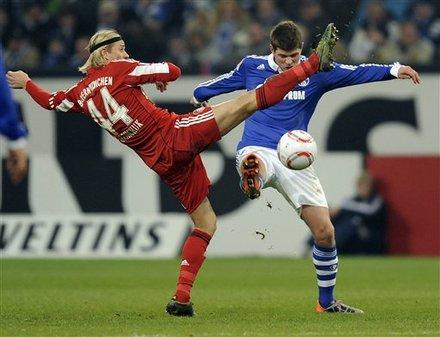 คลิป ชาลเก้ 2-0 บาเยิร์น มิวนิค..บุนเดสลีกา