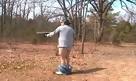 ยิงปืน ลูกซอง ปืน แรงมาก