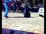 ตำรวจ ใช้แส้เฆี่ยน หญิงซูดาน