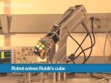 คลิป หุ่นยนต์ รูบิค เกมส์ ไว เร็ว วินาที