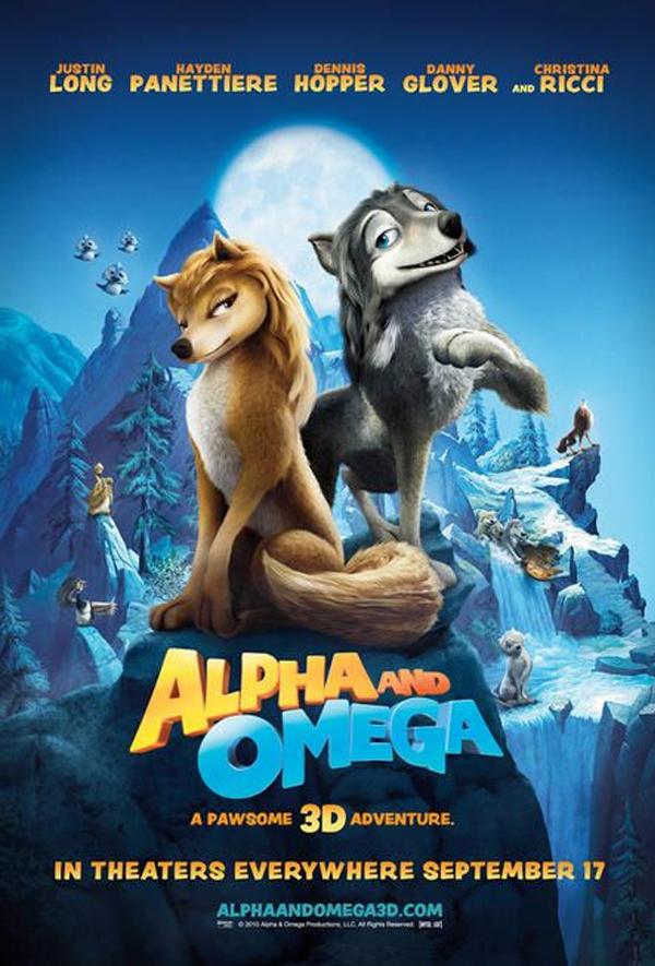คลิป Alpha and Omega 2เผ่าซ่าส์ ป่าเขย่า Trailer