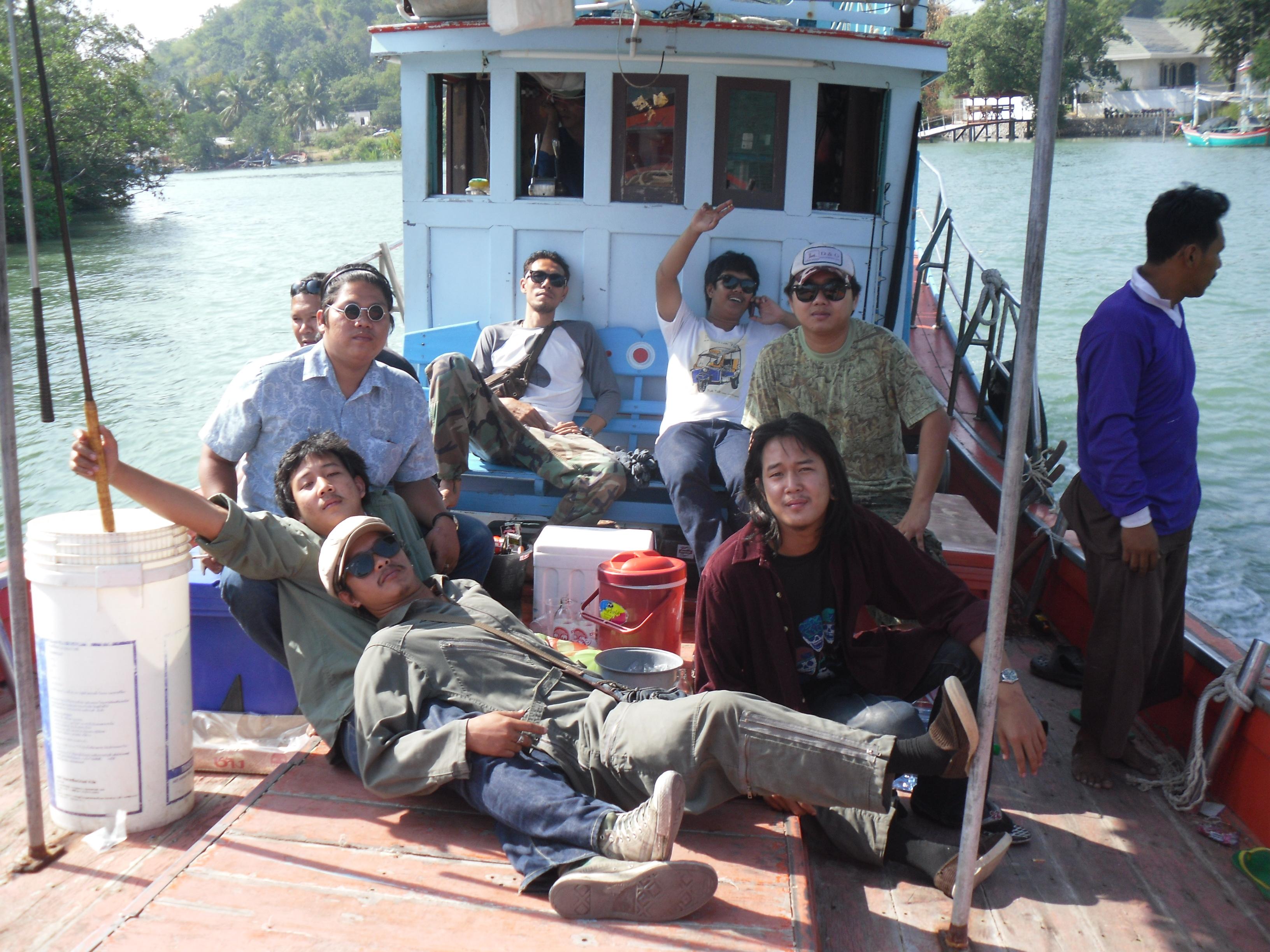 ตกปลา ทะเล ปราณบุรี