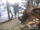 คลิป โจร ปล้นร้านทอง ข่าว