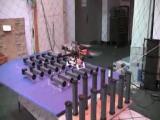 คลิป ใช้หุ่น Quadrotor ในงานก่อสร้าง อย่างง่าย