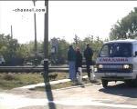 คลิป อุบัติเหตุ รถไฟชน+